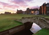 Course St Andrews - Ecosse