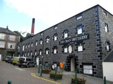 Oban Distillery, Highlands, Whisky, Ecosse