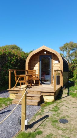 Red Apple Glamping Pod, Pays de Galles
