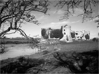 Carew Castle Pays de Galles