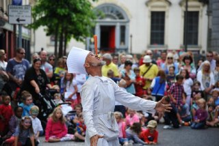 Spraoi Festival, Waterford, Irlande
