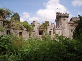 Chateau de Charleville, Tullamore, Offaly, Irlande