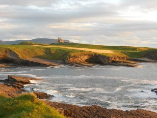 Mullaghmore Head, Chateau de Classibawn, Sligo, Irlande