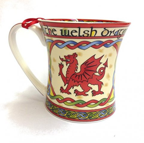 Mug Welsh, Pays de Galles