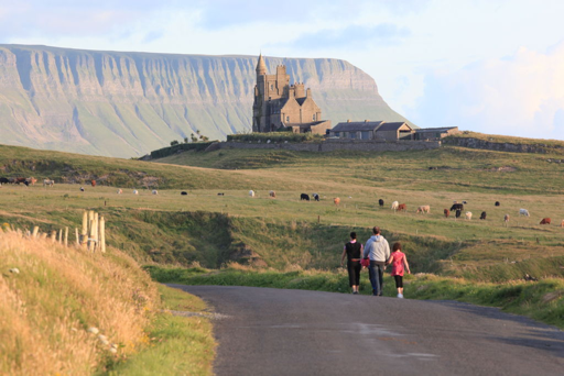 Mullaghmore Head, Comté de Sligo, Irlande