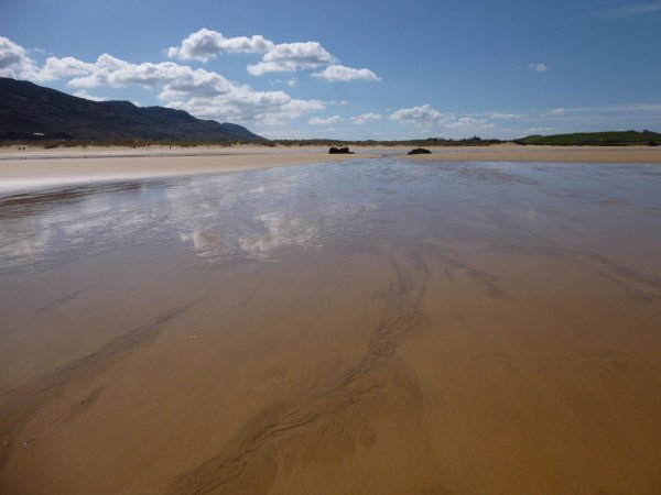 Plage de Portsalon - co. Donegal, Irlande