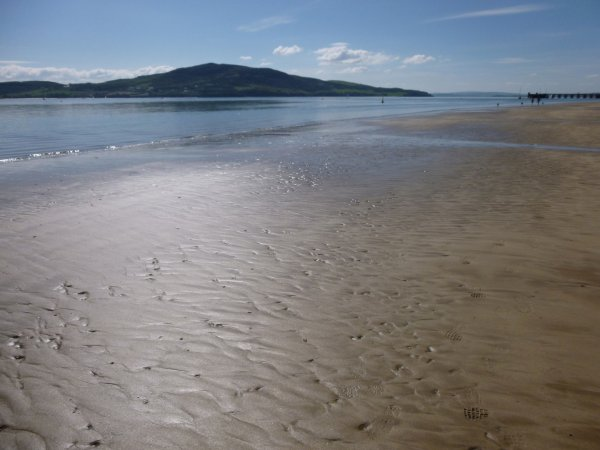 Plage de Rathmullan - co. Donegal, Irlande