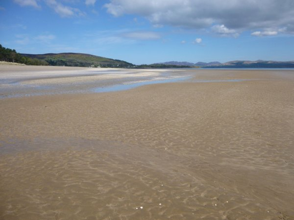 Plage de Rathmullen - co. Donegal, Irlande