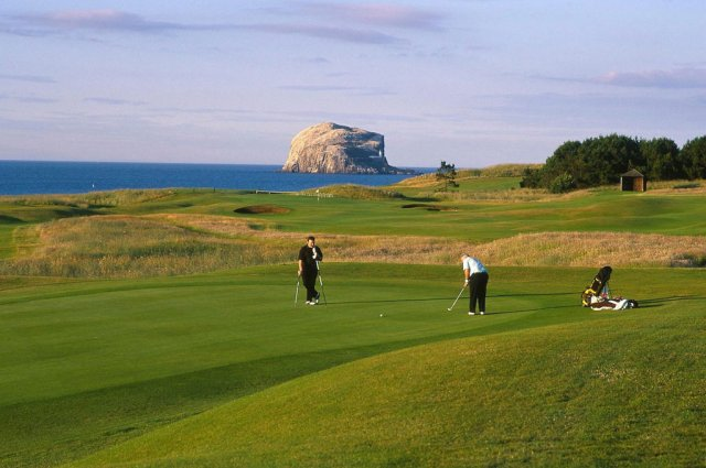 Golf Club de North Berwick, en Ecosse