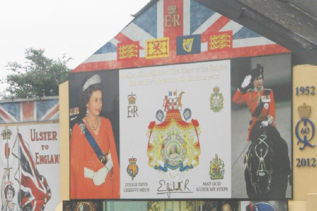 Murals - The Queen