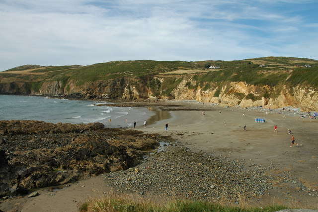 Porth Swtan / Church Bay – Pays de Galles