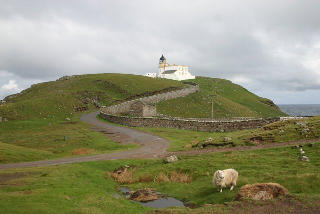Stoer Lighthouse, Ecosse