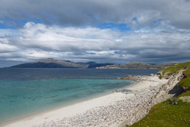 Baie d'Achmelvich vers Lochinver, Ecosse