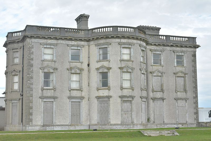 Loftus Hall, Halloween Irlande