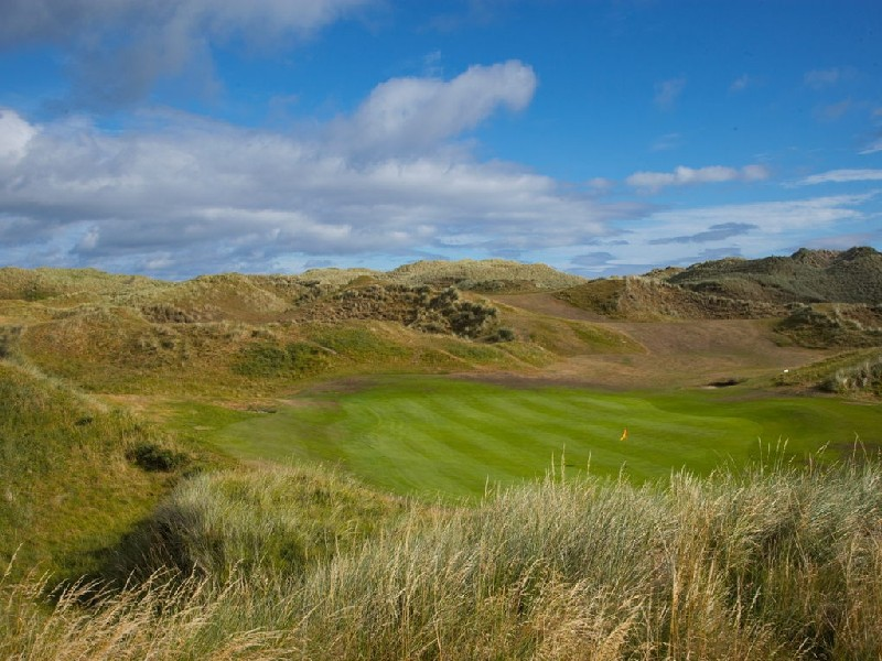 Parcours de Golf, Enniscrone, Co. Sligo