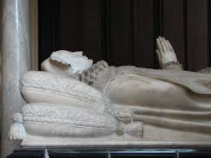 Tombe Mary Stuart, Ecosse
