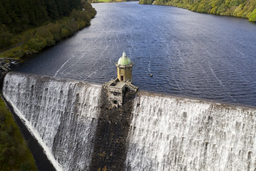 Elan Valley, Pays de Galles
