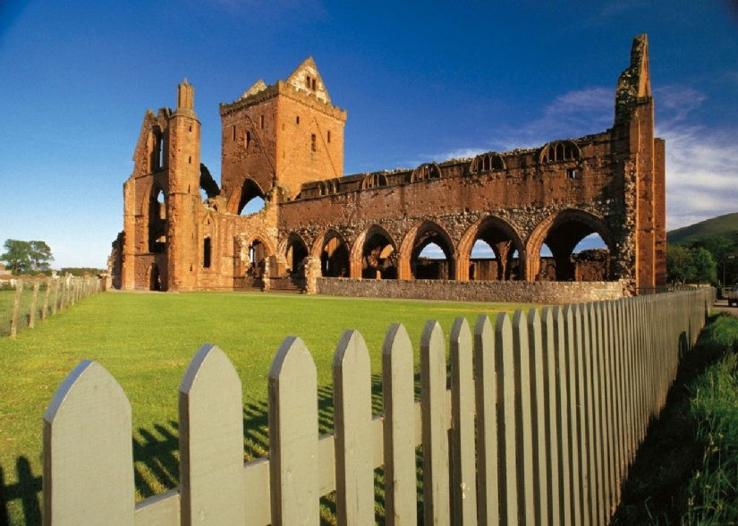Abbaye de Sweetheart, Dumfries and Galloway, Ecosse